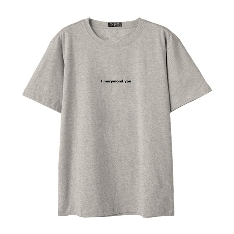 SEVENTEEN S.Coups Same Printed T-shirt