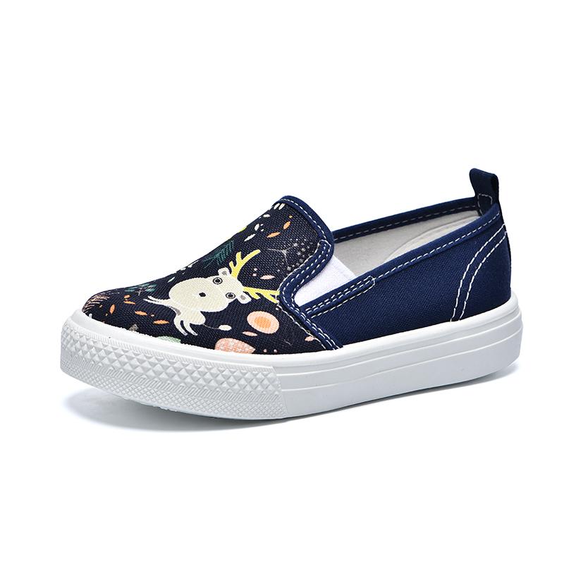 asahi朝日童鞋日本制儿童一脚蹬帆布鞋宝宝幼儿园室内鞋儿童板鞋_领取80元天猫超市优惠券
