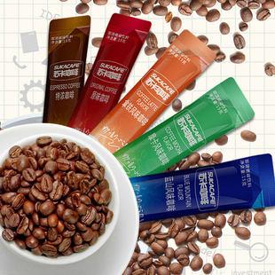 苏卡速溶咖啡粉三合一50条