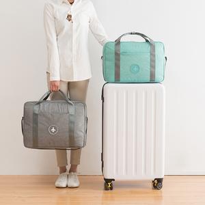 旅行防水收纳包手提行李包女单肩包
