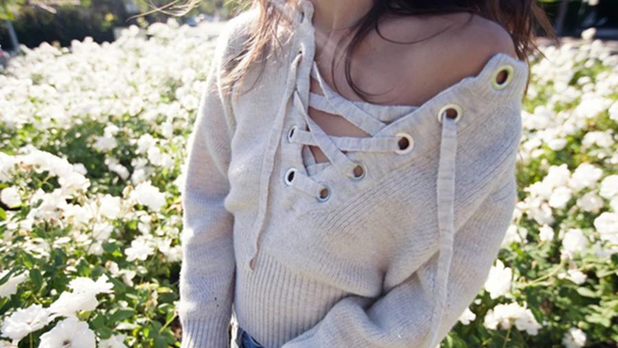 毛衣这么多,买这几件就够美一个冬天了!