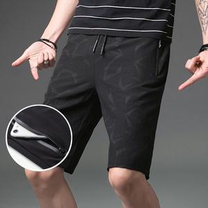 【五分速干沙滩裤】夏薄款运动短裤