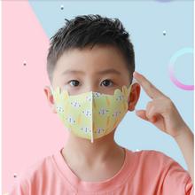 儿童口罩薄款透气小孩夏季防尘专用