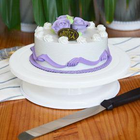 蛋糕转盘裱花转台蛋糕工具组合