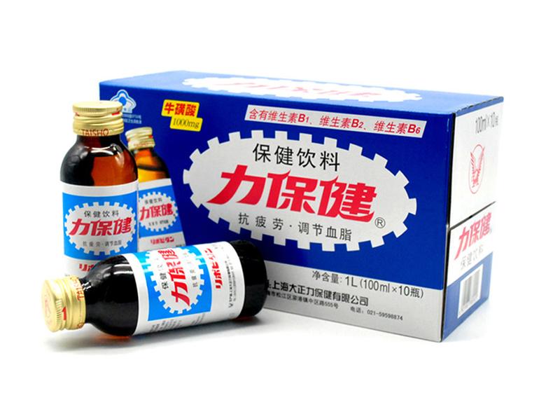 神价格 日本便利店在售 力保健 牛磺酸功能饮料 100ml*10瓶 图8