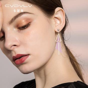 【卡朵龙】2019新款气质几何耳环