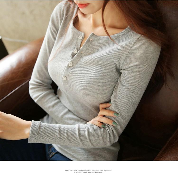 春秋季版修身长袖t恤10元以下女装秋衣9.9元包邮便宜薄款打底衫