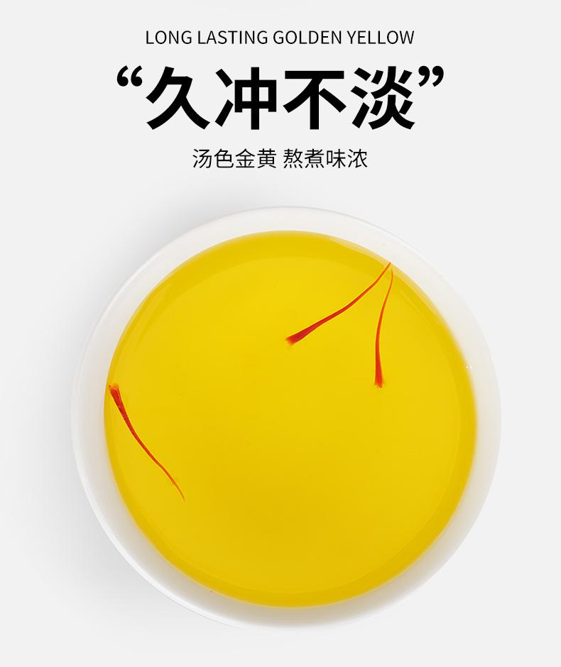修正  西藏藏红花 1g 图6