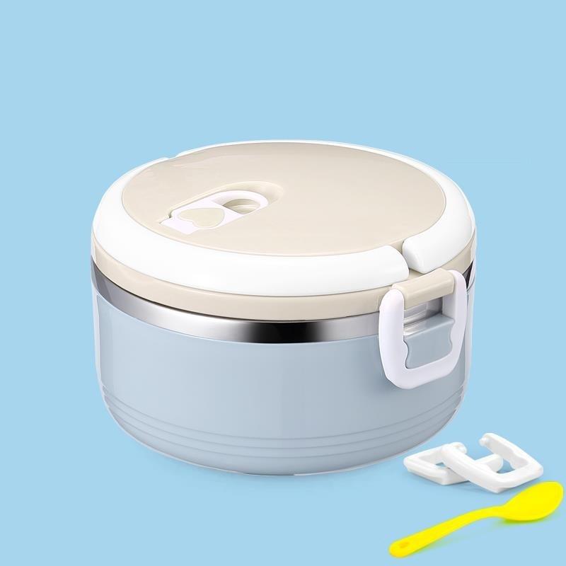 博富家日式304不锈钢保温饭盒