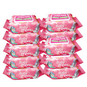 Baby Wipes, 100 * 10 Packs