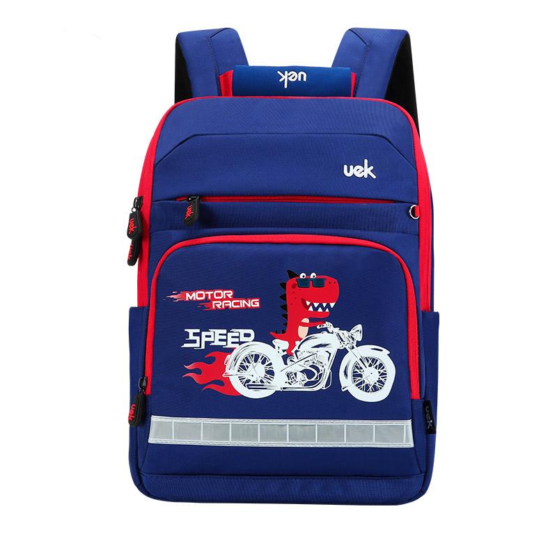7f4a3f8ed3ce Uek primary school schoolbag 1-3-4-6 grade boys and girls children 6 ...