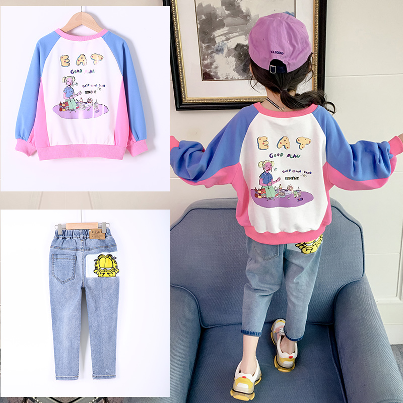 SPRING AND AUTUMN JEANS +8292 SWEATER