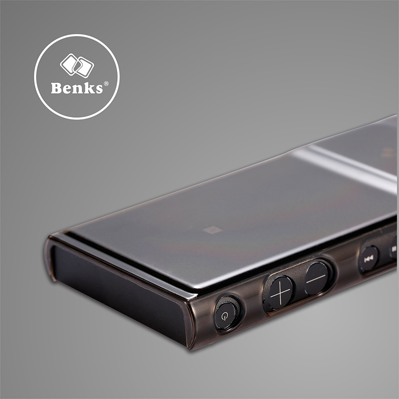 lowest price f3ae2 acec3 BENKS custom SONY Sony NW-ZX2 Crystal shell ZX2 protective hard shell  protective cover spot