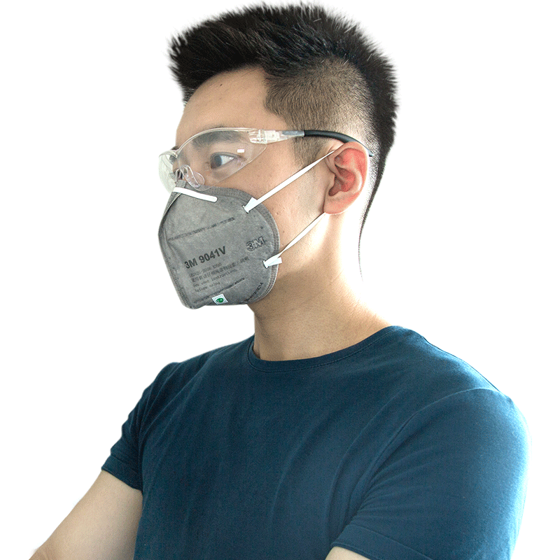 Vapor Masks 3m Organic Industrial Anti-odor Carbon Activated