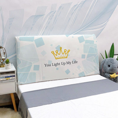Yuan Yuan bedside set dust cover 1.5M bed 1.8M bed simple modern elastic all-inclusive cotton printed bed head cover