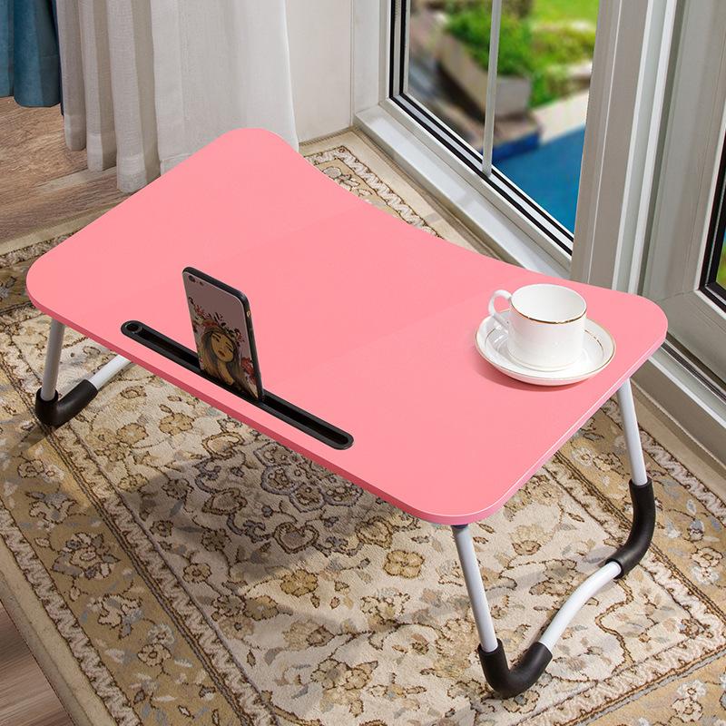 Столик для ноутбука Ноутбук стол стол кровать с складной ленивый общежития колледжа простой письменный стол небольшой стол сделать рабочий стол