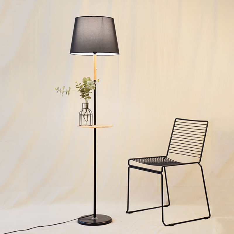 Fabulous Floor Lamp Coffee Table Tray Living Room Bedroom Bedside Creative Nordic American Style European Style Vertical Racks Modern Simplicity Download Free Architecture Designs Itiscsunscenecom