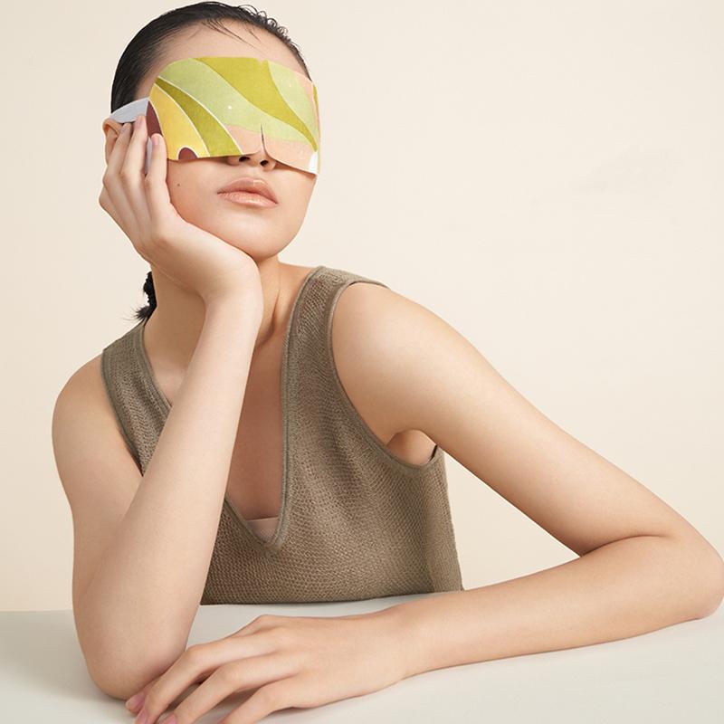 【双11预售】【限量囤货装】允宝蒸汽眼罩发热敷护眼遮光眼贴4盒