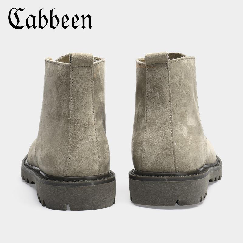 【旗舰店】卡宾 男士英伦风马丁靴 139元包邮(339-200元券)