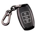 哈佛h2汽车钥匙套专用红蓝标智能遥控