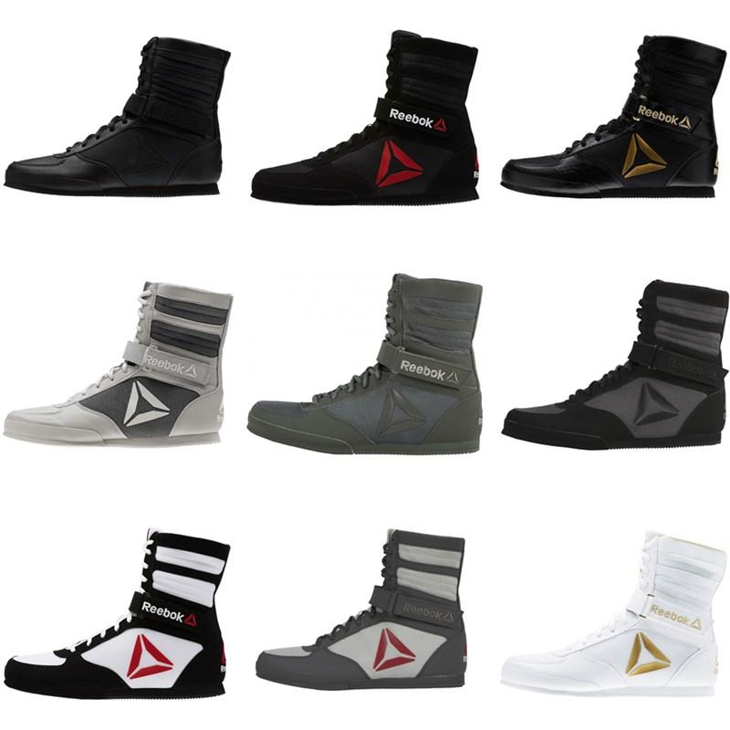650b2ecdca18 Reebok genuine REEBOK RENEGADE PRO BOXING BOOT professional boxing shoes 12  color