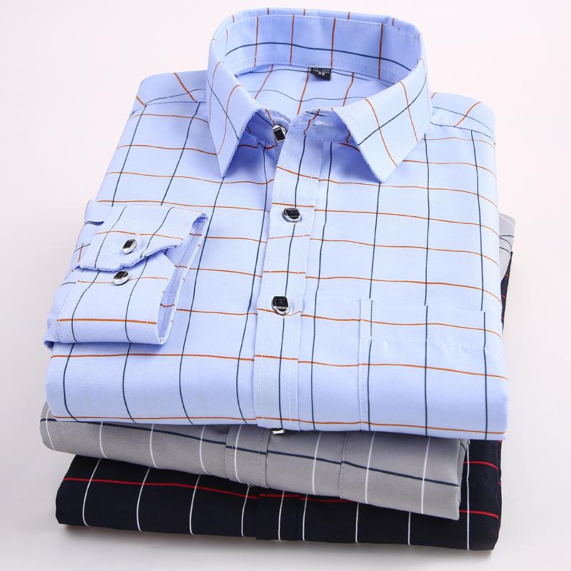 知晨夏季男士短袖衬衫修身韩版花衬衣休闲印花半袖潮男长薄款衬衫