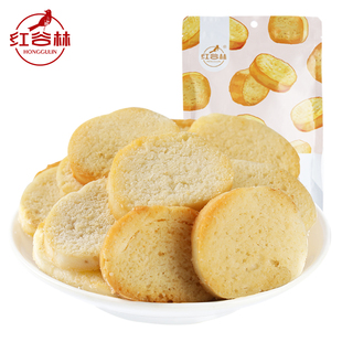 Red millet forest small steamed bread piece 5 pieces altogether 100gx5 bag