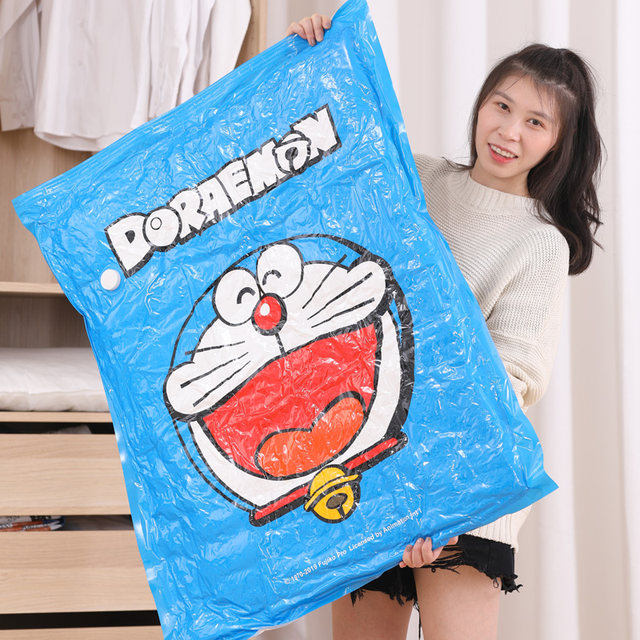 Vacuum compression bags thicker section King feed pump 6 bedrooms cotton quilt jacket pouch Sack