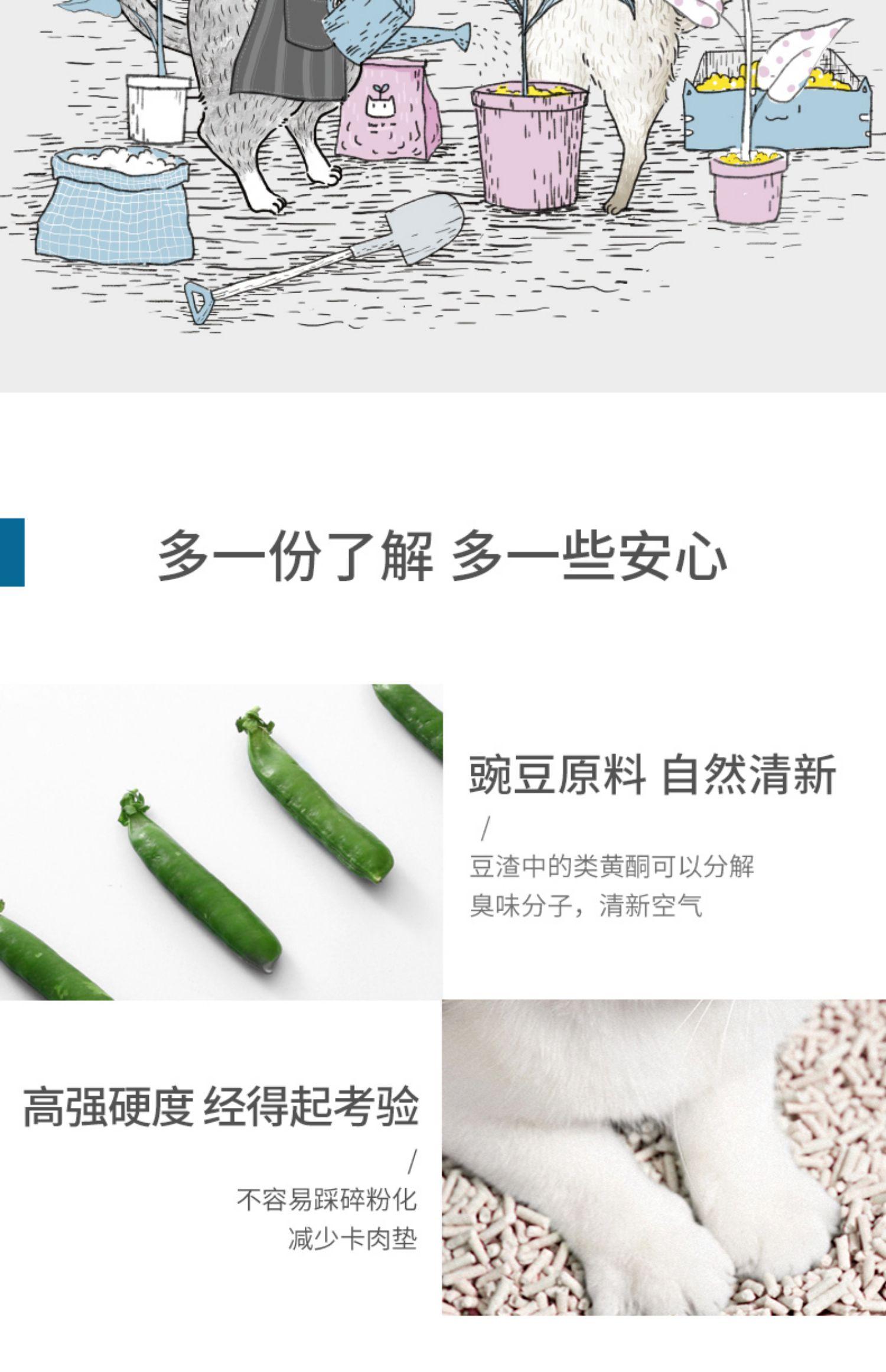 drymax洁客豆腐膨润土混合*无粉尘
