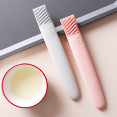 High temperature silicone oil brush household brush barbecue sauce baked pancake kitchen brush bakeware food grade small brush