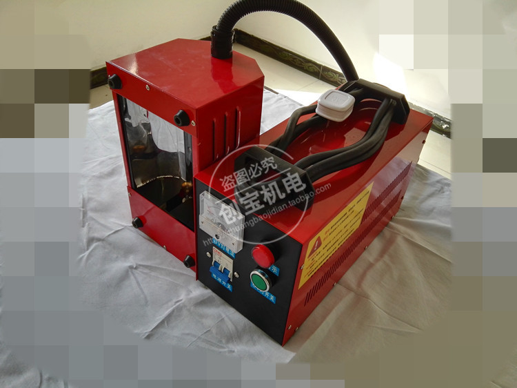 紫外線光源_uv光固機固化燈小型便攜式uv機油墨印刷手提紫外線uv365nm
