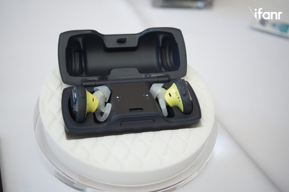 兼顾运动和通勤,Bose真无线耳机评测