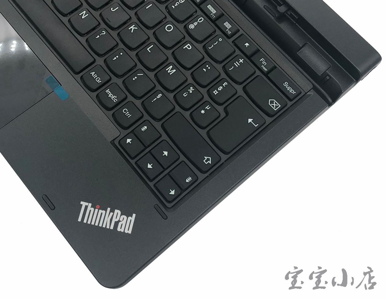 全新00JT761 联想 IBM ThinkPad Helix Ultrabook keyboard Franch底座 键盘 拓展坞 USB