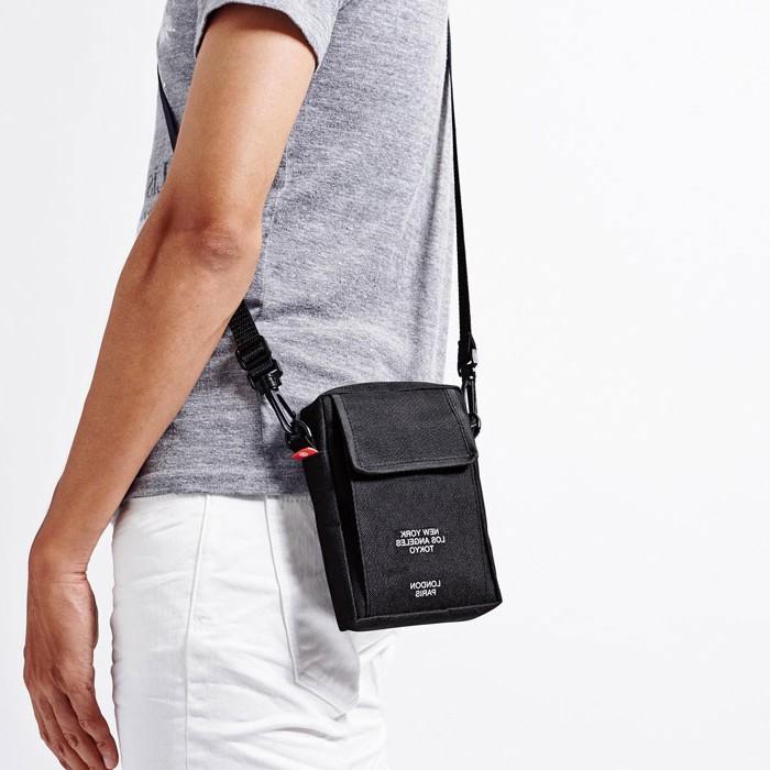 Nhật Bản mua mô hình tạp chí Nhật Bản thương hiệu thủy triều mini túi chéo điện thoại di động thời trang xu hướng nhỏ những thứ túi lưu trữ túi B32 - Túi điện thoại