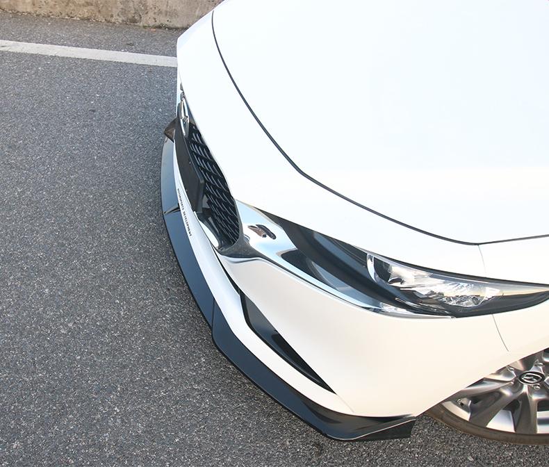 Líp, cản trước xe Mazda 3 2020 - ảnh 13
