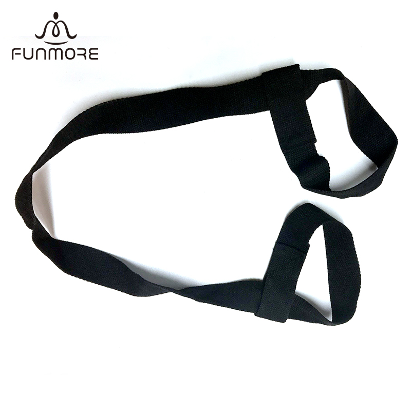 Брахма пышный подлинный коврик для йоги. порка вспомогательный инструмент движение фитнес хранение нефрит Цзя ремень пакет веревка