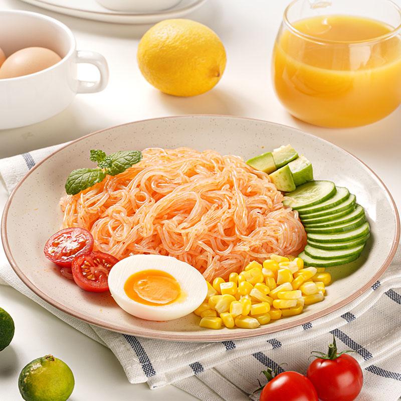 0脂肪低卡低热量魔仙子魔芋丝方便粉丝魔芋粉条代餐素食面条米线
