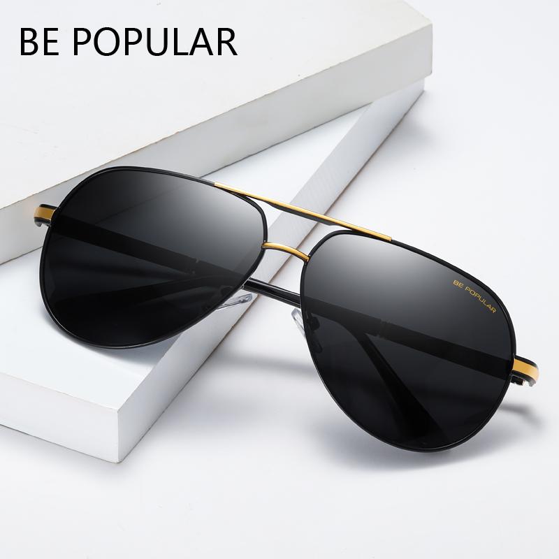 2020新款时尚大框偏光男士太阳镜