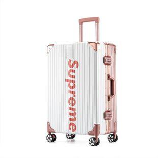 行李箱ins网红女潮20寸小型轻便拉杆箱