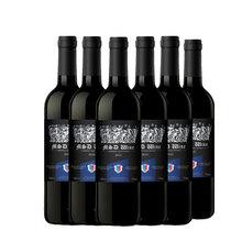 干红葡萄酒梅赛得红酒整箱6支装