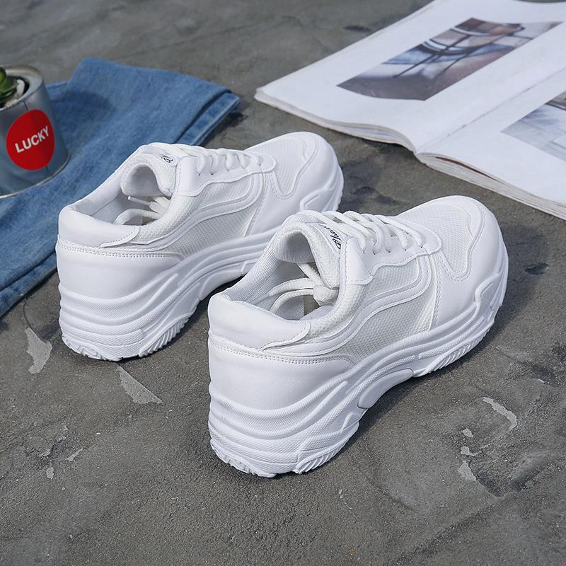 Ins супер пожарная обувь 2018 лет новая коллекция воздухопроницаемый Спортивная обувь корейская версия Ульцзан дикие Harajuku старые туфли