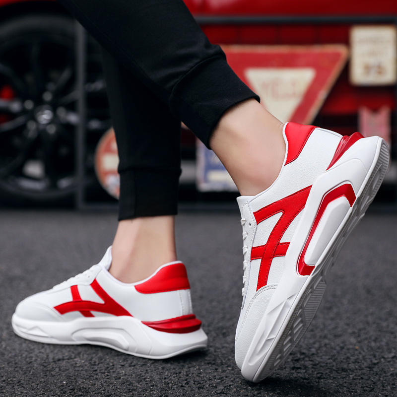 9136 WHITE RED