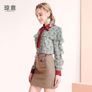 2018春装新款女韩版时尚上衣