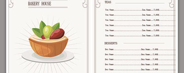 48套菜单模板(图73)