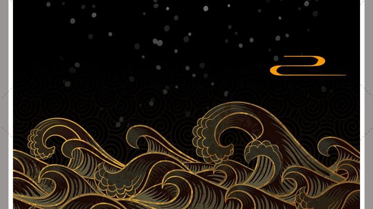 PSD古典设计新中式中国风设计素材大全插图12