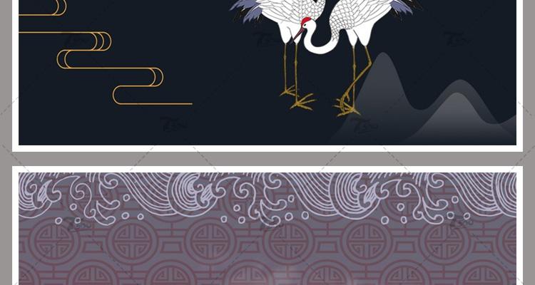 PSD古典设计新中式中国风设计素材大全插图52