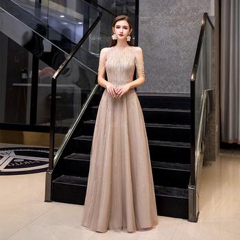 2020 новый ночь платья A слово качели большой двор господь держать невеста порядок брак уважение ликер темперамент элегантный высококачественный праздник может, цена 19195 руб
