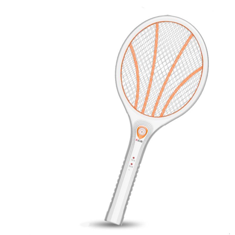 志高电蚊拍充电式家用强力蚊蝇苍蝇拍灭蚊灯二合一锂电池打蚊子拍