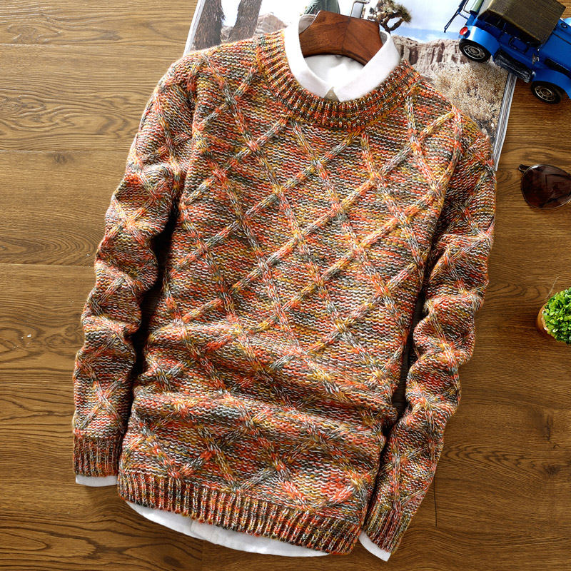 Men's Sweater Men's Fashion Ko...