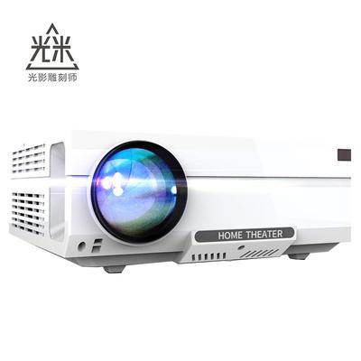 光米4K高清投影机1080p手机投影仪WiFi智能家庭影院办公教学家用